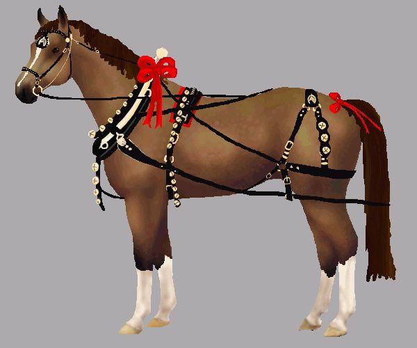 Snafflez Horsemaker Dress Up A Horse For The Holidays